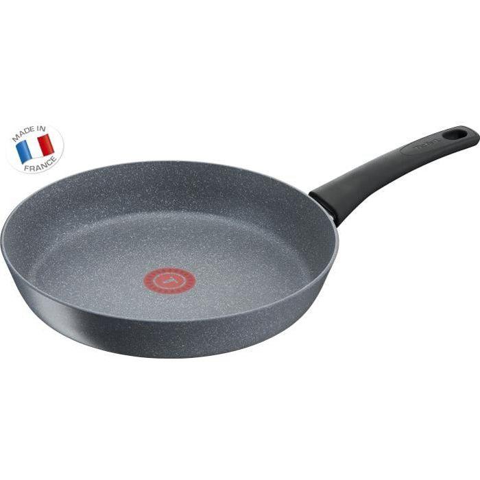 TEFAL - G1220602 - CHEF Effet Pierre - Poêle - 28 cm
