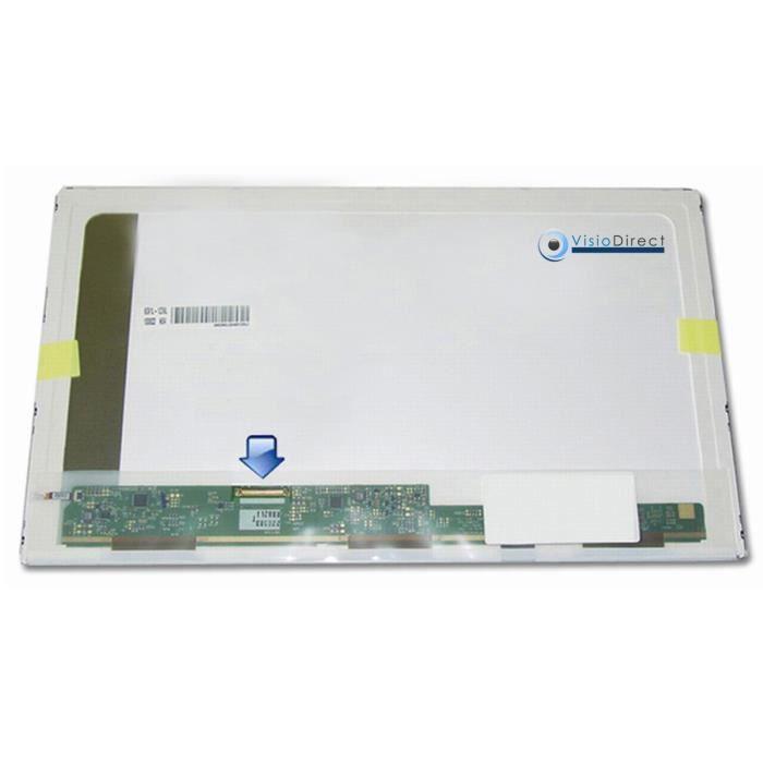 Dalle Ecran 15.6- LED pour TOSHIBA SATELLITE C650D-10D ordinateur portable