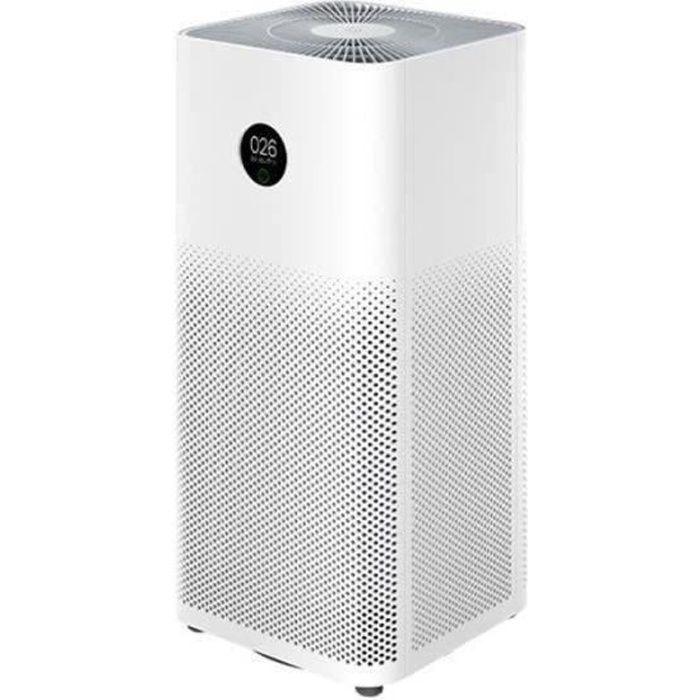 SH26960-XIAOMI Mi Air 3H Purificateur - 38 watts - Connecté Wifi- Débit d'air : 380 m3-h - HEPA Classe 13 - Google Assistant-Alexa