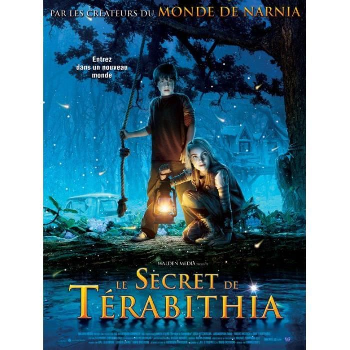 le film le secret de terabithia gratuitement
