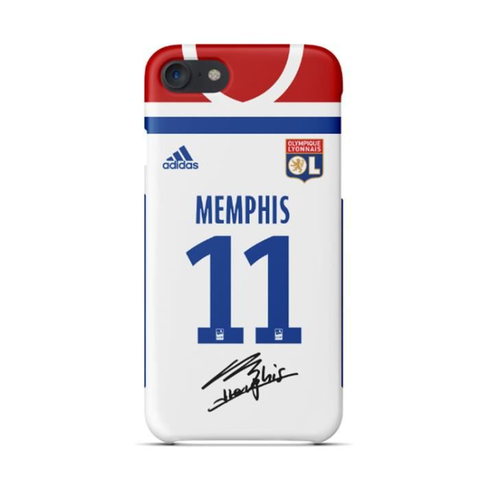 coque iphone 7 football lyon