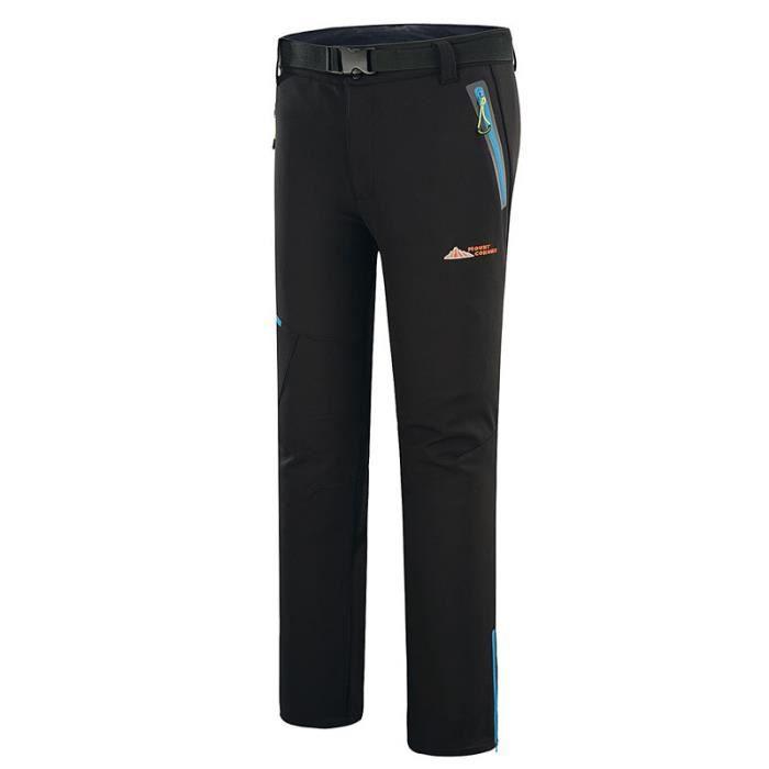 PANTALON Pantalon Softshell Randonnée Coupe Classque Droite