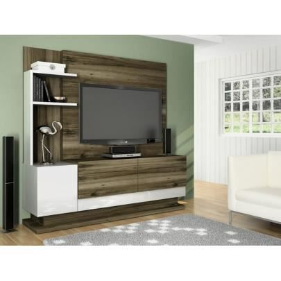 meuble tv avec rangement images. Black Bedroom Furniture Sets. Home Design Ideas