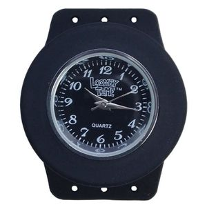MONTRE Montre sans bracelet - Loomey Time - (noir)