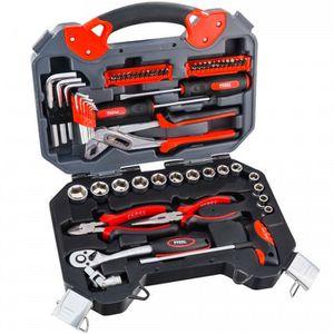 DOUILLE , Mallette d'outils haute qualite. 56 pieces. Cont