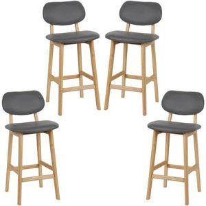 Chaise De Bar Assise 65 Cm