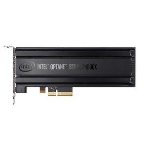 DISQUE DUR SSD Intel Optane DC P4800X, 375 Go, HHHL (CEM3.0), PCI