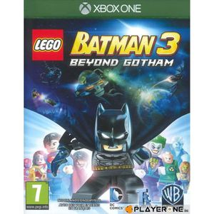 JEU XBOX ONE LEGO Batman 3