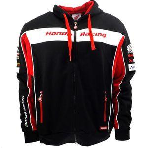 Britannique de l'écurie Honda Racing Super