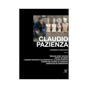BIÈRE Claudio Pazienza, fragments d'une oeuvre