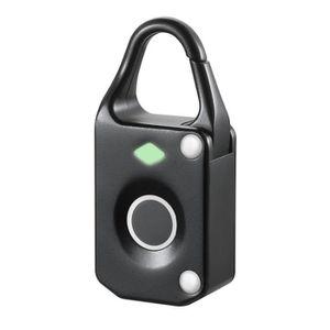 CADENAS Sans Clé Mini Intelligent D'empreintes Digitales C