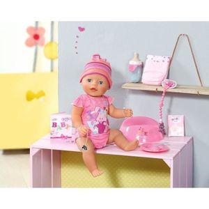POUPON BABY BORN Poupon Intéractif