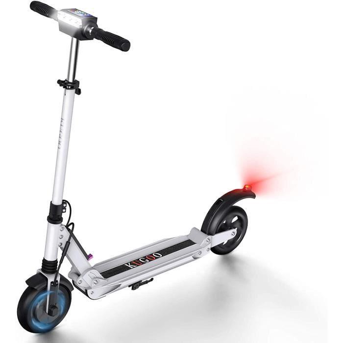 urbetter Eacutelectrique Adultes Electrique Scooter eacutelectrique 30km la Longue porteacutee Moteur 350W Pliable Vi141