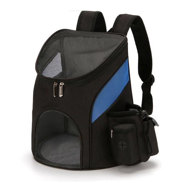 CONFO® Sac pour animaux de compagnie sac de transport sac à dos pour chat et chien sac à dos pliable de compagnie taille