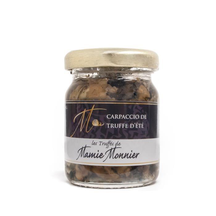 Carpaccio de truffe d'été (50 gr)
