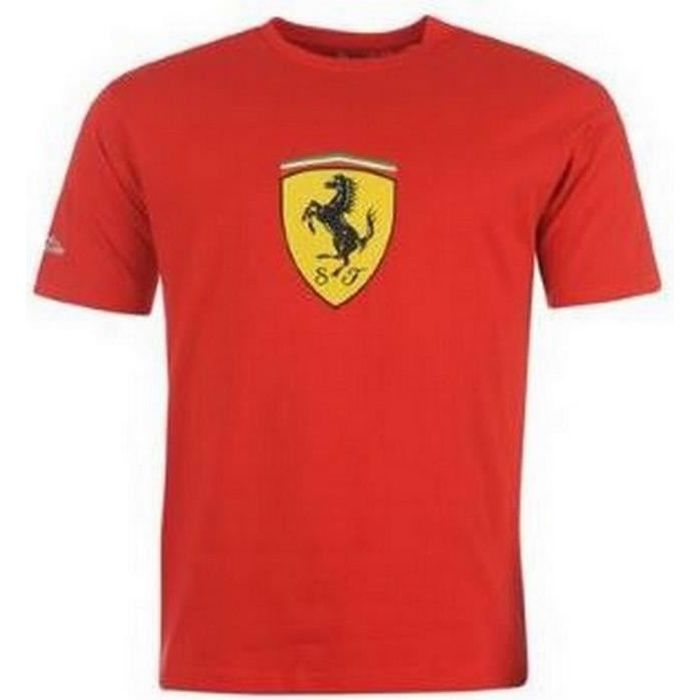 T-Shirt Collector Ferrari Official Product Fernando Alonso