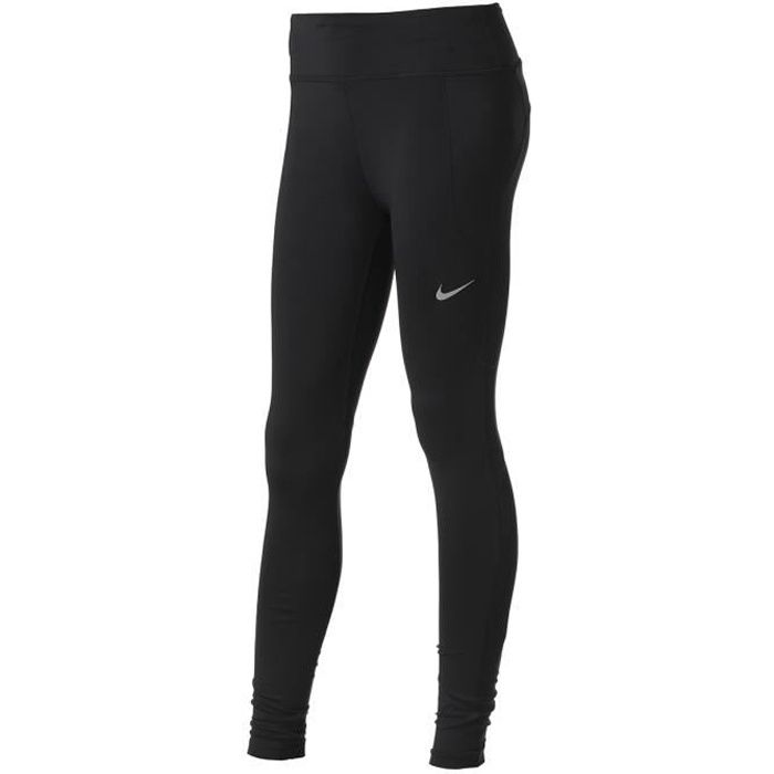NIKE Leggings de running FAST TGHT - Femme - Noir