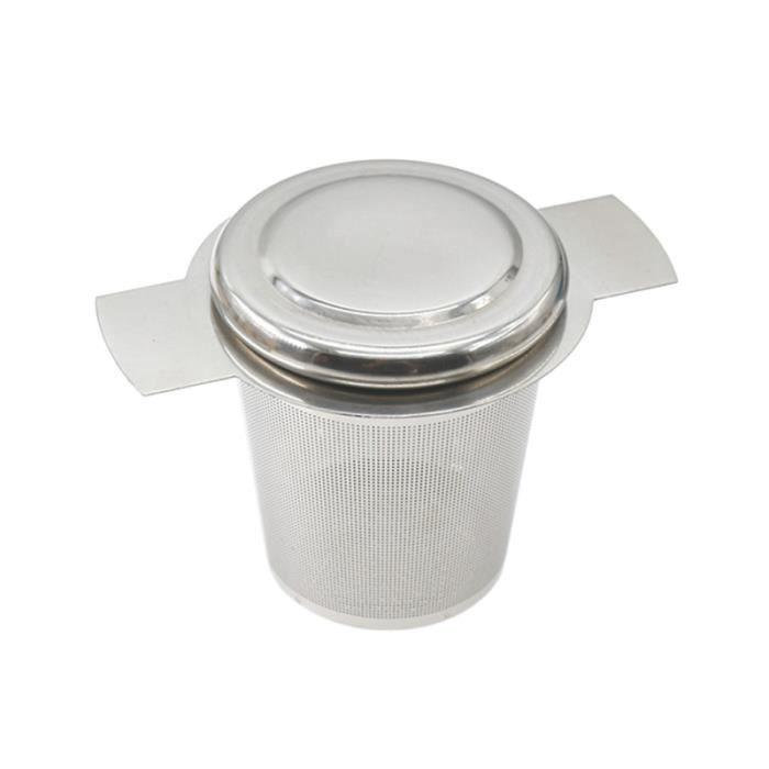1 PC créative fine maille pratique filtre à thé passoire à infuseur à pour tasses maison théières de bureau THE