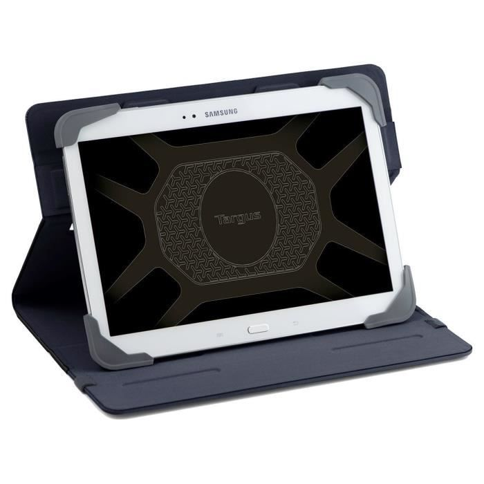 TARGUS Etui universel Fit N' Grip pour tablette 7-8- - Noir