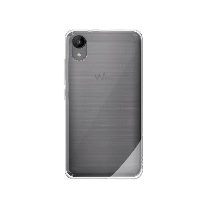 Wiko Game Changer Coque et film protection pour Sunny 2 - Transparent