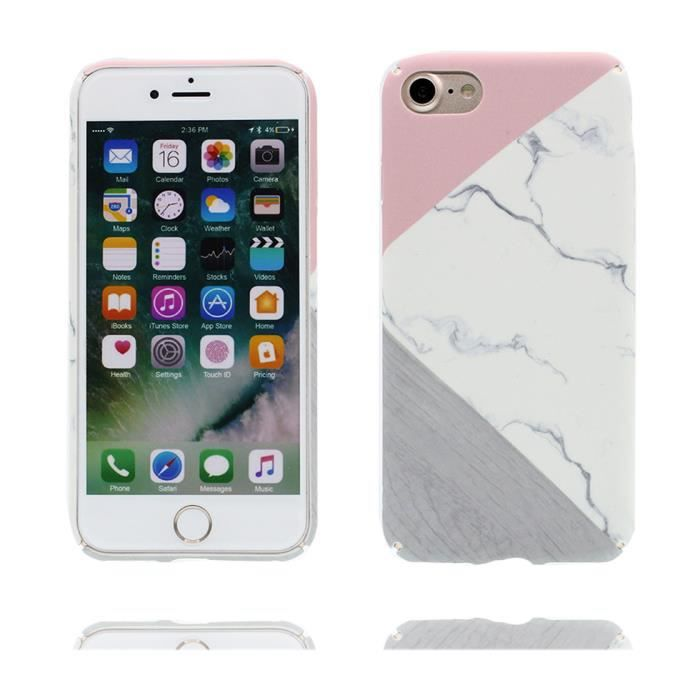 coque iphone 7 pas cher marbre