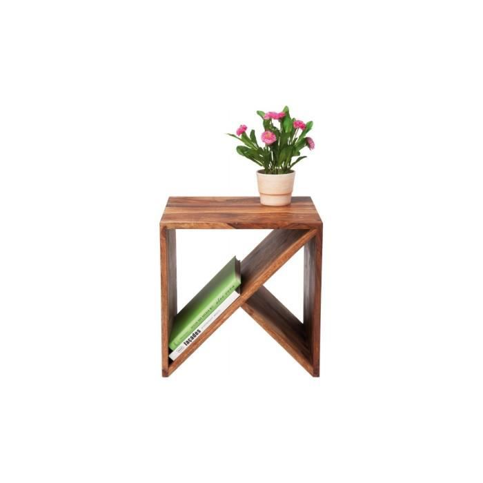 Authentico Zigzag By Kare Table D 39 Appoint Achat Vente