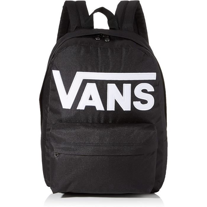cartable vans rouge
