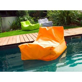 coussin flottant wink air nap 125x80x65cm orange achat vente jeux de piscine cdiscount. Black Bedroom Furniture Sets. Home Design Ideas
