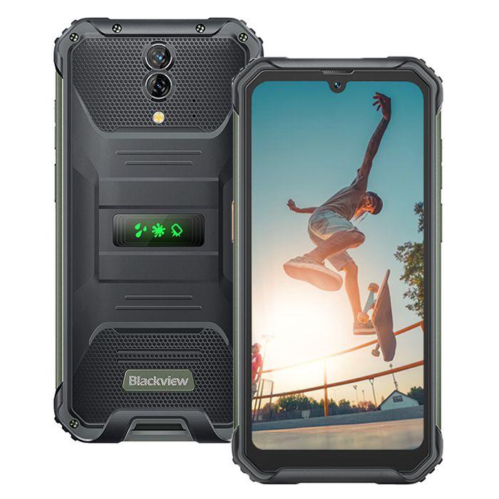 SMARTPHONE Smartphone Blackview BV9700 Pro 6+128Go IP68 Helio
