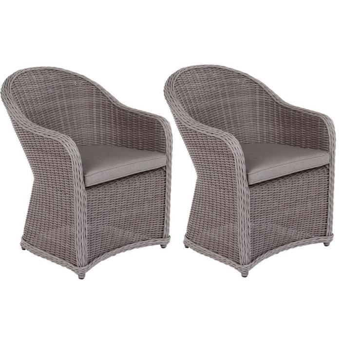 lot de 2 fauteuil vecchio exterieur hesperide achat vente fauteuil jardin lot 2 faut. Black Bedroom Furniture Sets. Home Design Ideas