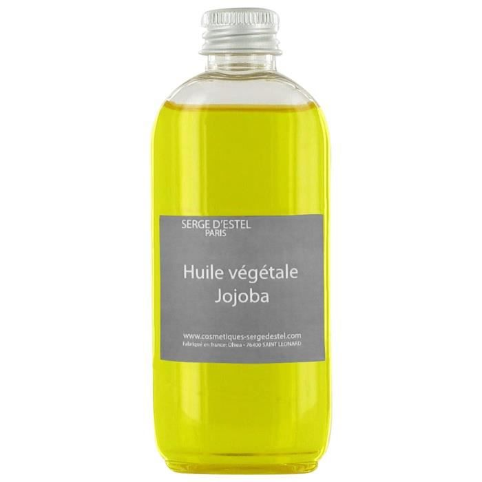 huile de jojoba 100ml achat vente hydratant visage. Black Bedroom Furniture Sets. Home Design Ideas