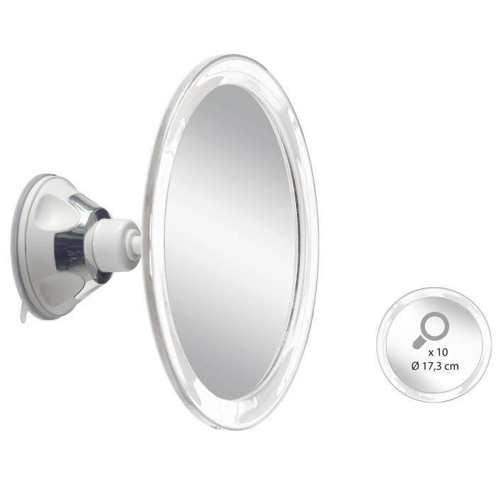 Miroir Grossissant X10 Autonomie Et Bien Etre Tmi 6878 Fixation
