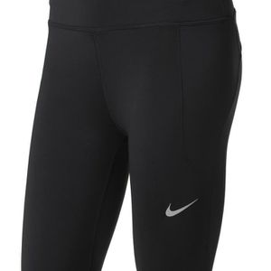 super popular 37a67 66021 ... COLLANT DE RUNNING NIKE Leggings de running FAST TGHT - Femme - Noir ...