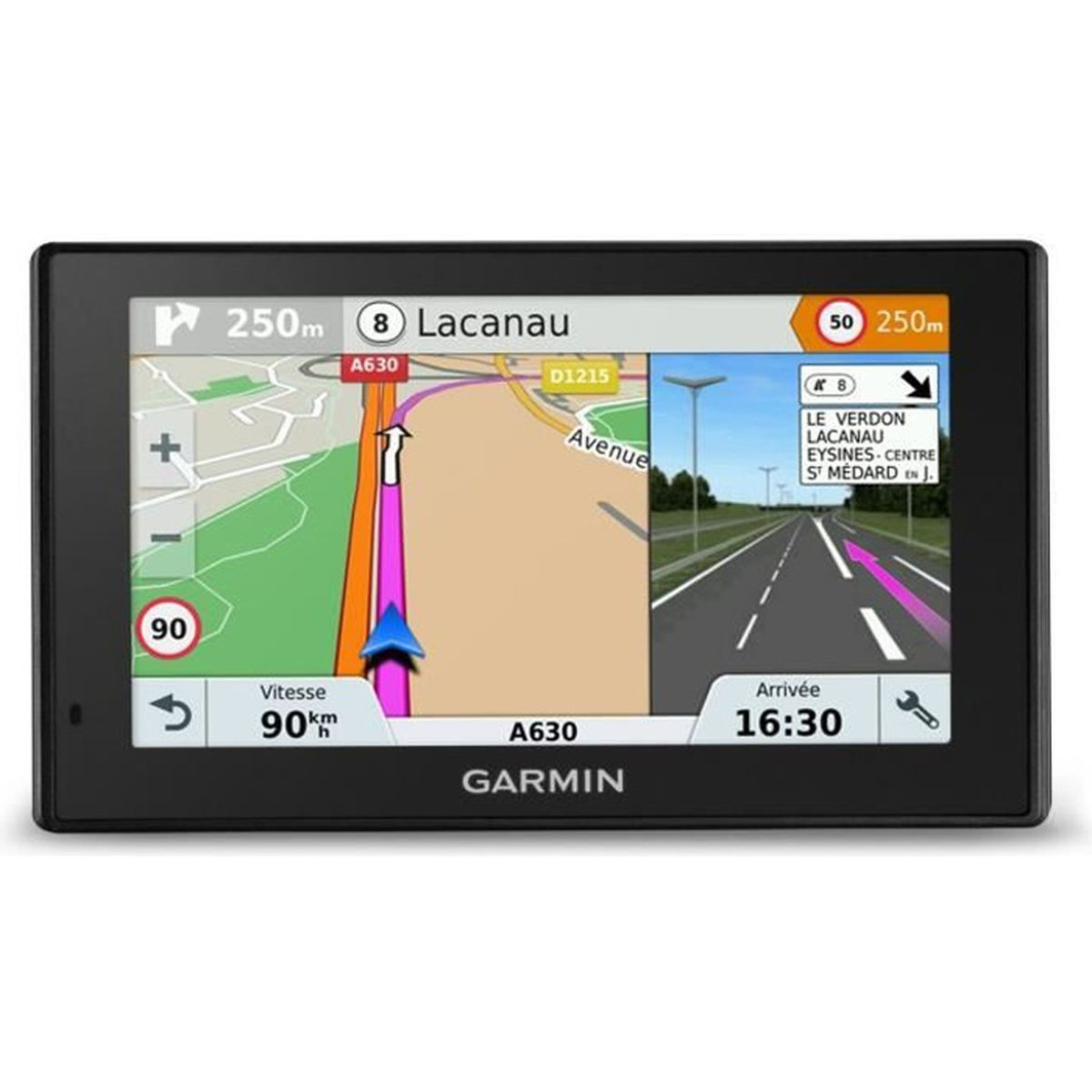 gps garmin drivesmart 51 europe lmt s achat vente gps auto gps garmin drivesmart 51 eu. Black Bedroom Furniture Sets. Home Design Ideas