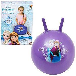 JEU D'ADRESSE Dfr-7059 Ballon Sauteur La Reine Des Neiges GUAFP