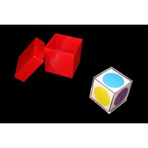 JEU MAGIE Color Vision Box - Tour de Magie