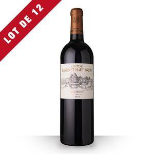 VIN ROUGE 12X Château Larrivet Haut-Brion 2014 Rouge 75cl AO
