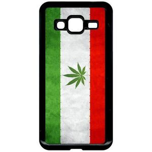 coque samsung j3 2016 weed