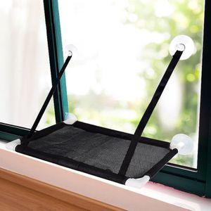 CORBEILLE - COUSSIN Transat Fenêtre pour Chats - Hamac pour radiateur