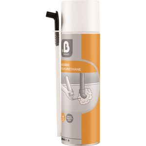 ISOLANT SYNTHÉTIQUE Mousse expansive - 300ml - B HOME