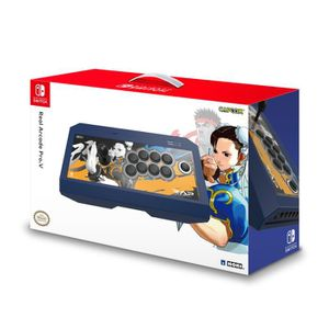 SUPPORT PC ET TABLETTE HORI - Nintendo Switch Street Fighter Real Arcade