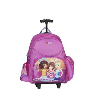 CARTABLE LEGO FRIENDS Trolley 1 compartiment - Primaire - F