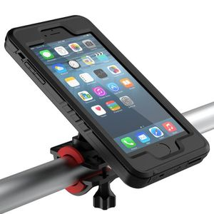 FIXATION - SUPPORT iPhone 6/ iPhone 6s Plus Coque Support Vélo Mount