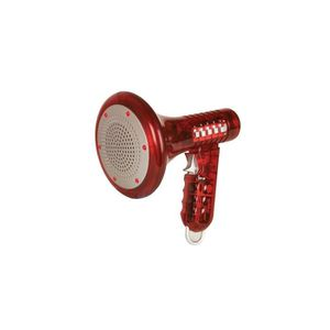 ESPION Transformateur de voix rouge : 10 effets sonores -