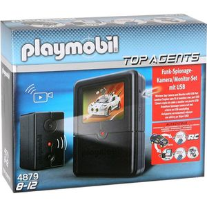 UNIVERS MINIATURE Playmobil Caméra D'Espionnage