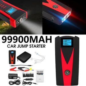 STATION DE DEMARRAGE TEMPSA 99900mah Car Jump Starter Démarreur de Voit