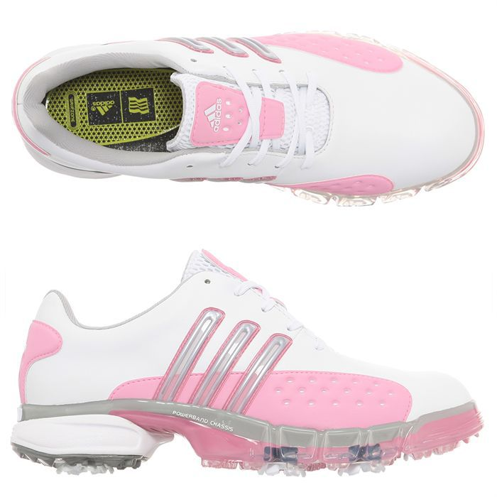 chaussure de golf adidas femme