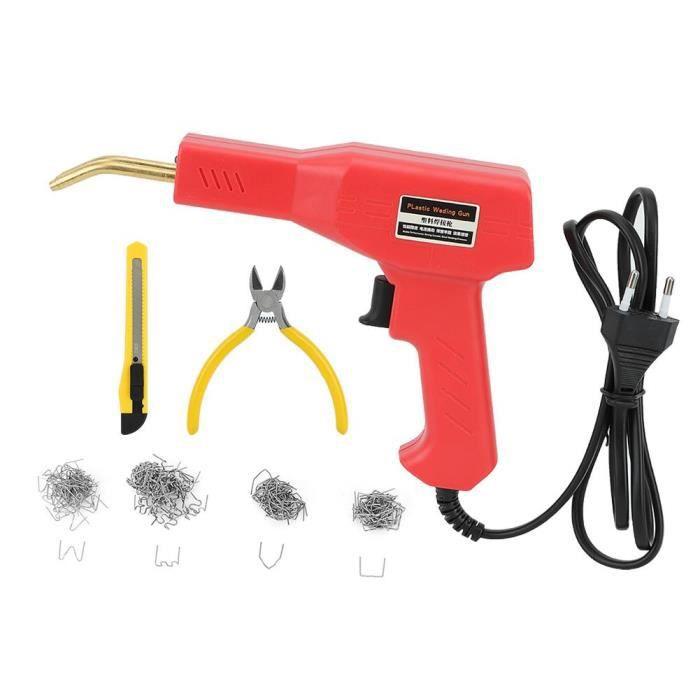 BOYOU Machine de soudeuse de torche de soudage en plastique de pare-chocs de voiture automatique pour la réparation en plastique