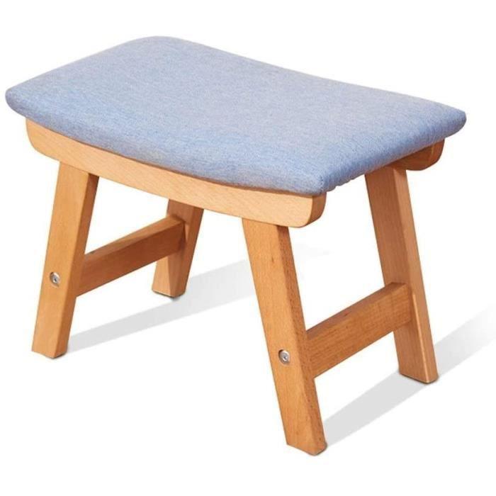 Repose-pieds pour fauteuils roulants Support suspendu pour détendre les jambes et les pieds Tabouret rembourré en bois m 190002