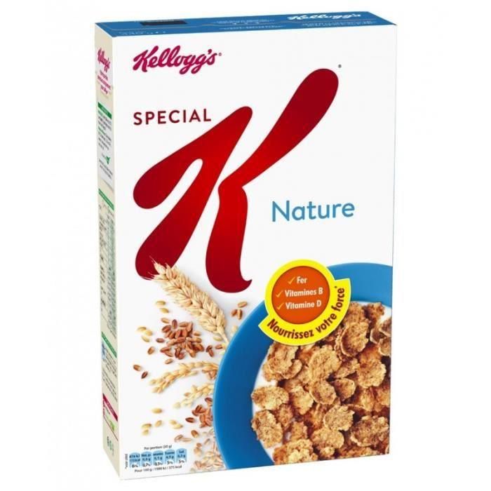 Kellogg's Spécial K Originale Nature 440g (lot de 3)